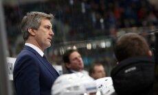 Rīgas 'Dinamo' nākamajā sezonā cer aizvadīt mājas spēli zem atklātām debesīm