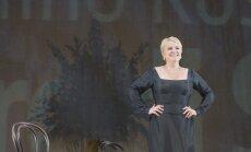Ar donnas Annas lomu operā 'Dons Žuans' LNO debitē Jūlija Vasiļjeva