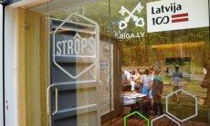 Kultūrtelpas 'Stropi' sezonu noslēgs ar dzejas lasījumiem