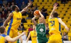 'Valmiera/ORDO' basketbolisti uzveic 'Ventspili' un nostiprinās LBL līderpozīcijā