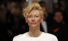 'Man vajadzētu lietot vairāk lūpukrāsas'. Savdabīgā aktrise Tilda Svintone