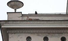 'Baltais nams' drūp: 'Rīgas nami' apņemas restaurēt fasādi