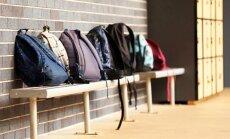 Skolas gaitas sāk 18 443 pirmklasnieki