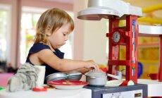 Būtiskākie drošības principi, iegādājoties mazam bērnam rotaļlietas