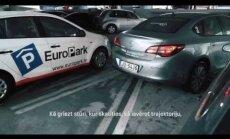 Первая в Латвии ParkoSkola предлагает бесплатно улучшить навыки парковки