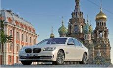 Krievijā apmierinātākie ar savu auto ir BMW īpašnieki