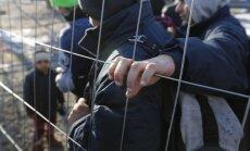 ES: Migrantu sūtīšana atpakaļ uz Grieķiju var atsākties martā