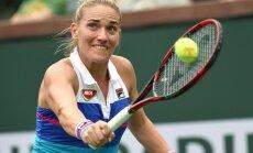 Ungāriete Baboša būs Ostapenko pirmā pretiniece Maiami WTA turnīrā
