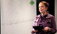Septiņi jautājumi Purvīša balvas ekspertei Ingai Šteimanei