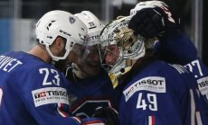 IIHF prezidentu nepatīkami pārsteidz PČ apmeklējums Parīzē