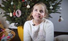 Ziemassvētku vecītis daudz neēd, vērtē 'Cālis.lv' mazie eksperti