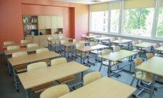 Draudu vēstuļu dēļ pirmdien Vācijā slēgtas vairākas skolas
