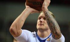 Timma triumfē Vienotās līgas 'slam-dunk' konkursā