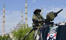 Maskavā aiztur Čečenijas geju aizturēšanas izmeklēšanas pieprasītājus