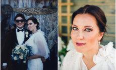 Apprecējusies šarmantā kabarē zvaigzne Aija Vītoliņa