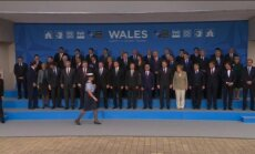 Grībauskaite: NATO būtiski jāpārskata attiecības ar Krieviju