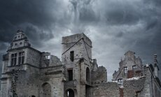 Iespaidīgā Ungru pils Igaunijā, kuras drupas glabā traģisku mīlas stāstu