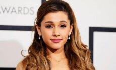 Ariana Grande slimnīcā tiekas ar Mančestras teroraktā cietušajiem