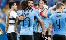 Сборные России и Уругвая первыми вышли в 1/8 финала чемпионата мира