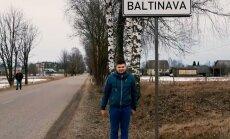Video: Puiši no Baltinavas un Jelgavas sveic dāmas Sieviešu dienā