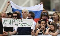 Šī nav Ļeņingradas blokāde - Krievija sankcijas neizturēs, domā Landsberģis