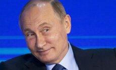 Berlīnē trešdien notiks 'Normandijas četrinieka' samits ar Putina piedalīšanos