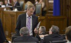 Deputāts par 'Saskaņas' līgumu ar Putina partiju: vienošanās laušana radītu nopietnas sekas Latvijas drošībai