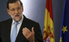 Neatkarības referendums Katalonijā nav noticis, uzsver Spānijas premjers
