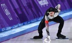 Silovs ierindojas 15. vietā Phjončhanas spēļu 1000 metru distancē