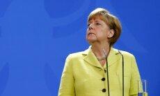 Партия Меркель побеждает в самой населенной земле Германии
