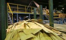 Saplākšņa ražotājs 'Verems' pērn strādājis ar 24,879 miljonu eiro apgrozījumu