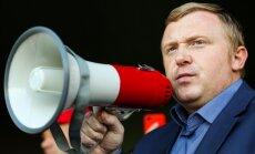 Komunistu kandidāts uz Piejūras novada gubernatora amatu piesaka badastreiku