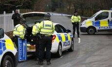 Lielbritānijas pretterorisma vienība aizturējusi 11 cilvēkus