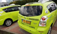 Таксомоторная компания Baltic Taxi получила защиту от кредиторов