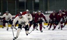 Новый главный тренер сборной Латвии по хоккею впервые собирает команду