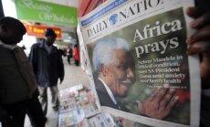 Mandelas veselības stāvoklis joprojām kritisks