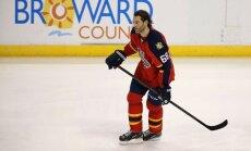 Jāgrs gūst savus pirmos vārtus NHL 'grupā 44'