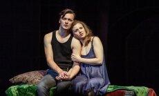 Foto: Leģenda par diviem mīlētājiem – Māras Ķimeles 'Eiridīke' Valmieras teātrī