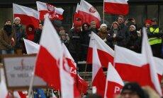 Polijas izlūkdienesta amatpersonas apsūdzētas sakaros ar Krieviju