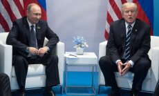 WSJ: в Белом доме ведется подготовка встречи Путина и Трампа