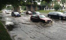 ЗАДАНИЕ: Увидели затопленные улицы или дворы? Присылайте фотографии!