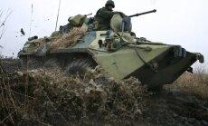 Krievijas kara tehnika Latvijas tuvumā konstatēta piecas reizes