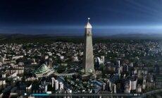 Groznijā būvēs gigantisku debesskrāpi