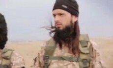 Islāmisti, kuri redzami ASV pilsoņa nogalināšanas video, varētu būt eiropieši