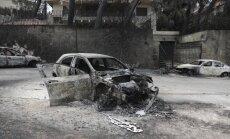 Лесные пожары в Греции: более 70 погибших. Страна просит о помощи