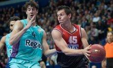 Blūma pārstāvētā 'Lietuvos Rytas' piedzīvo sesto zaudējumu Eirolīgā