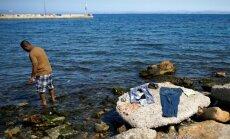 Visi izglābtie migranti jānogādā atpakaļ Lībijā, pauž Itālijas ministrs