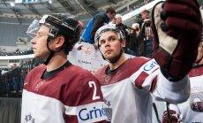 Latvijas hokejisti tiekas ar pasaules čempionātā identisku sniegumu demonstrējošo ASV