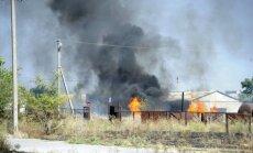 Ukrainas virsnieki nevēlas nonākt krievu gūstā un uzspridzinās, nogalinot 12 krievu karavīrus