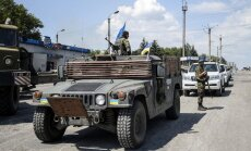 ASV uz Ukrainu sūtīs bezpilota lidaparātus un 'Humvee'
